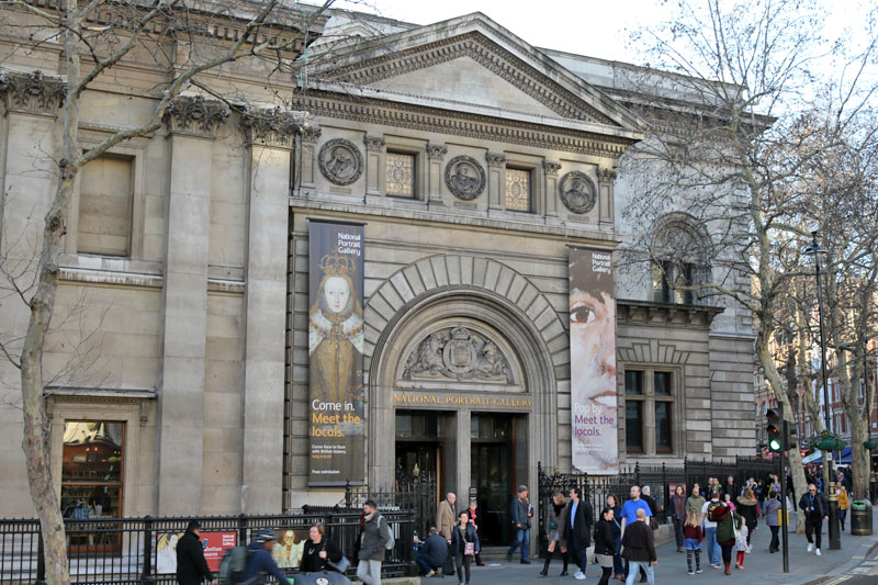 National Portrait Gallery, City of Westminster