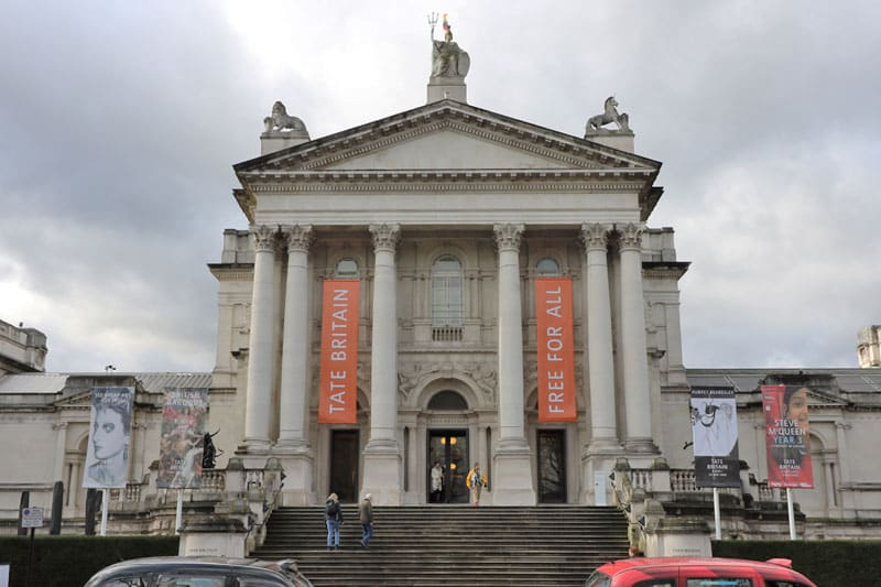 Tate Britain, Millbank, City of Westminster