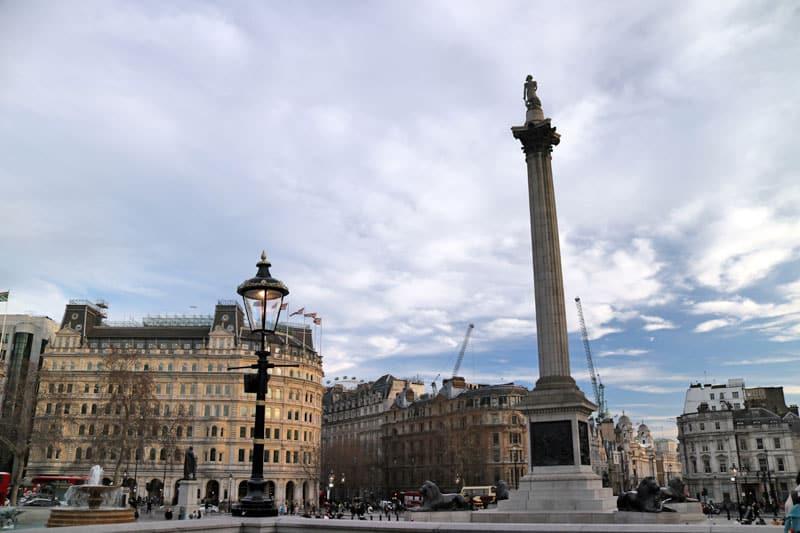 Trafalgar Square, City of Westminster