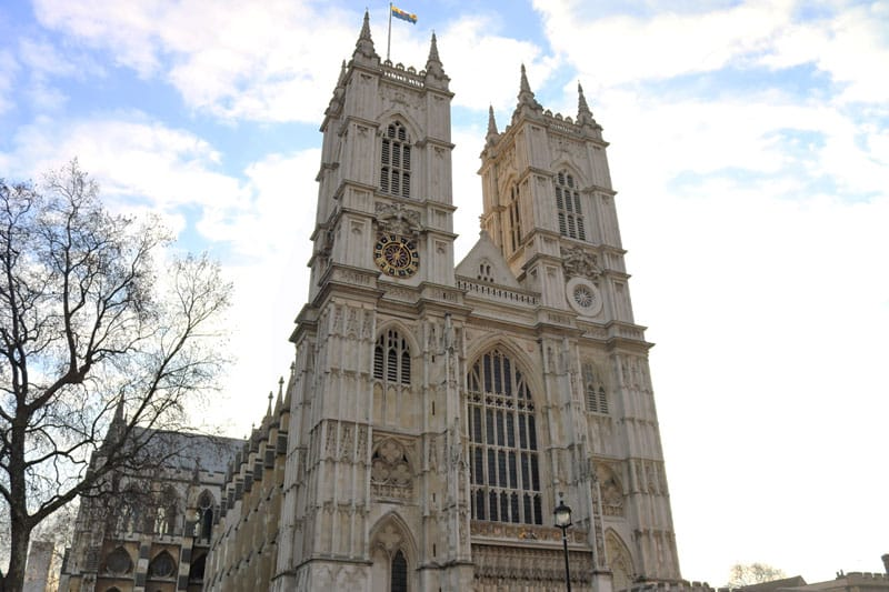 Westminster Abbey, City of Westminster