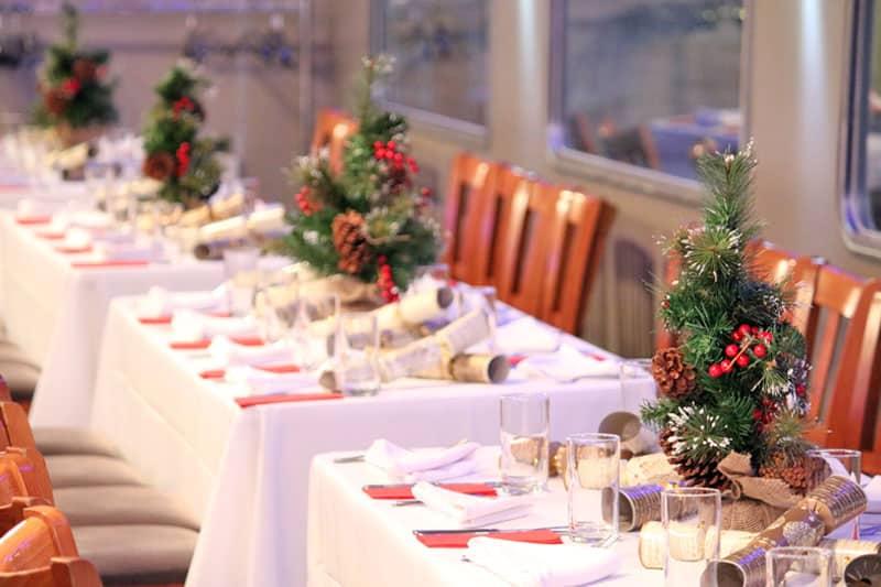 Thames Christmas Cruises