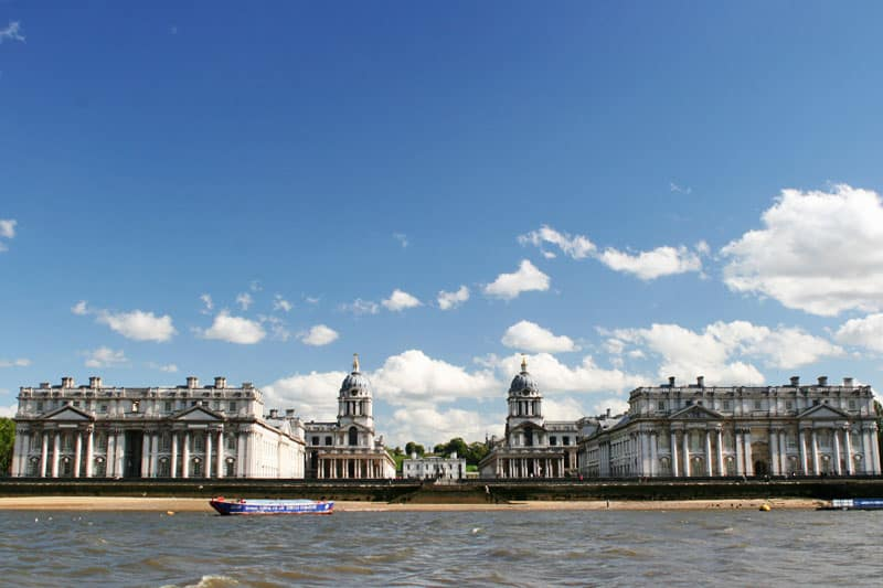 Old Royal Naval College, Royal Borough of Greenwich