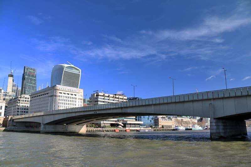 London Bridge, Upper Pool