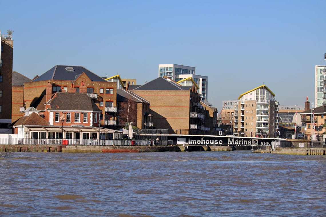 Limehouse Dock, Limehouse