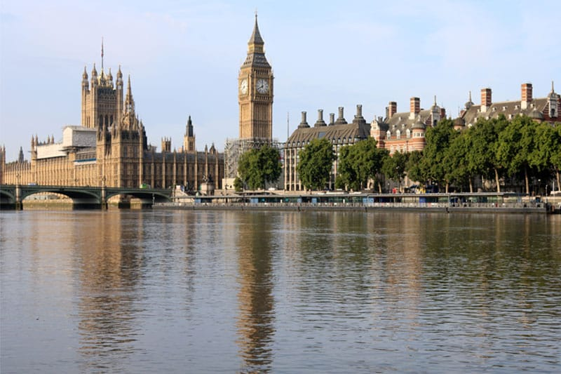 The City of Westminster & Kings Reach