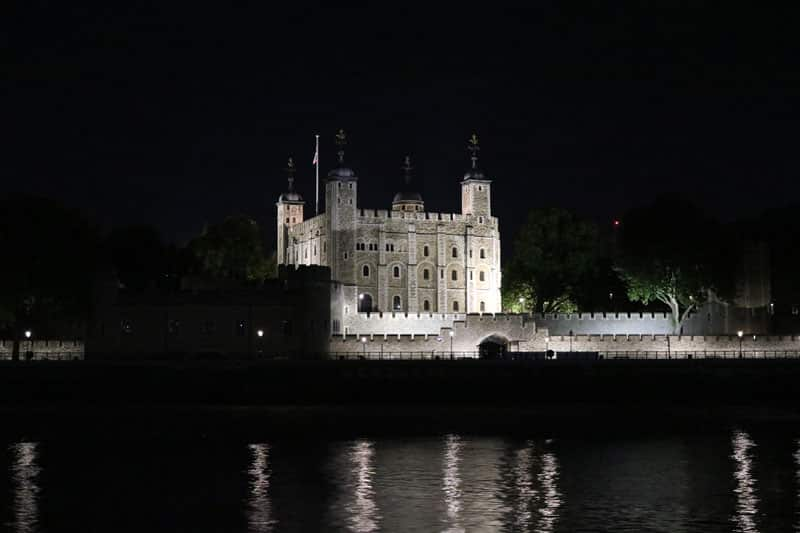 The Tower of London, London Borough of Tower Hamlets