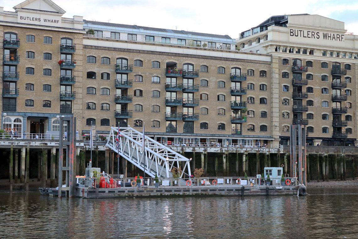 Butlers Wharf, Shad Thames, Bermondsey
