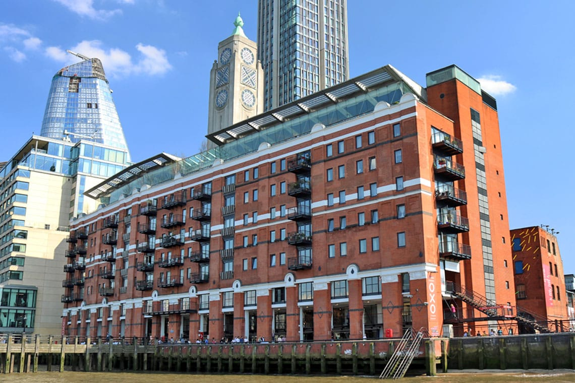 OXO Tower Wharf (Stamford Wharf), Southbank