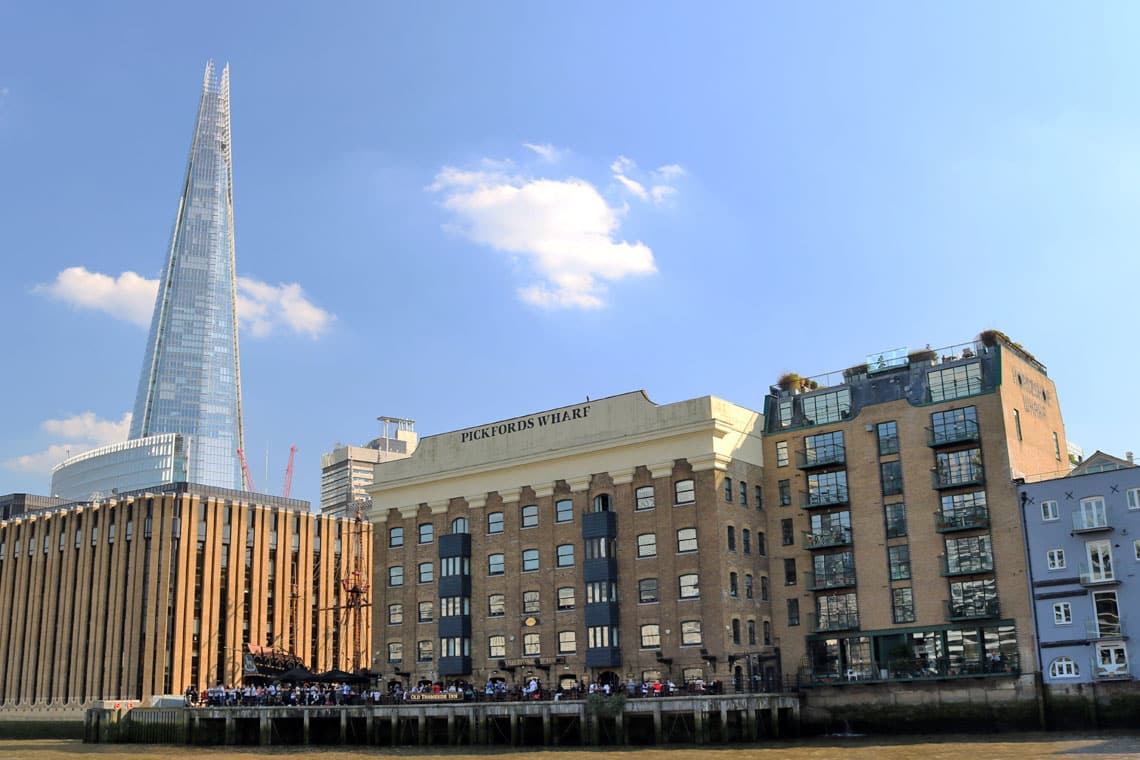The Shard, London Borough of Southwark
