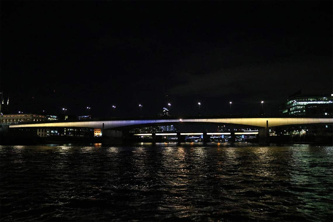 London Bridge & The Illuminated River Project