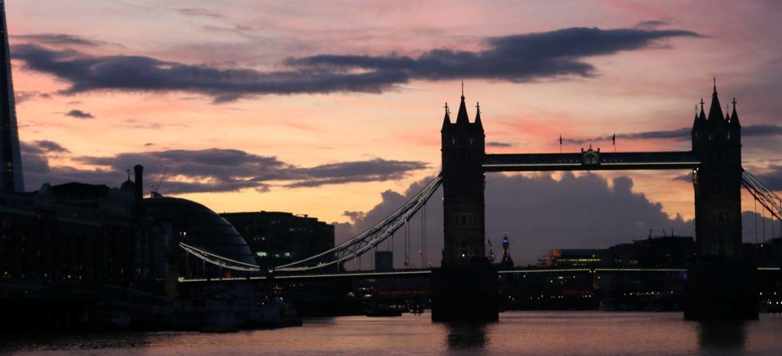 2019 Events & Cruises on London's River Thames