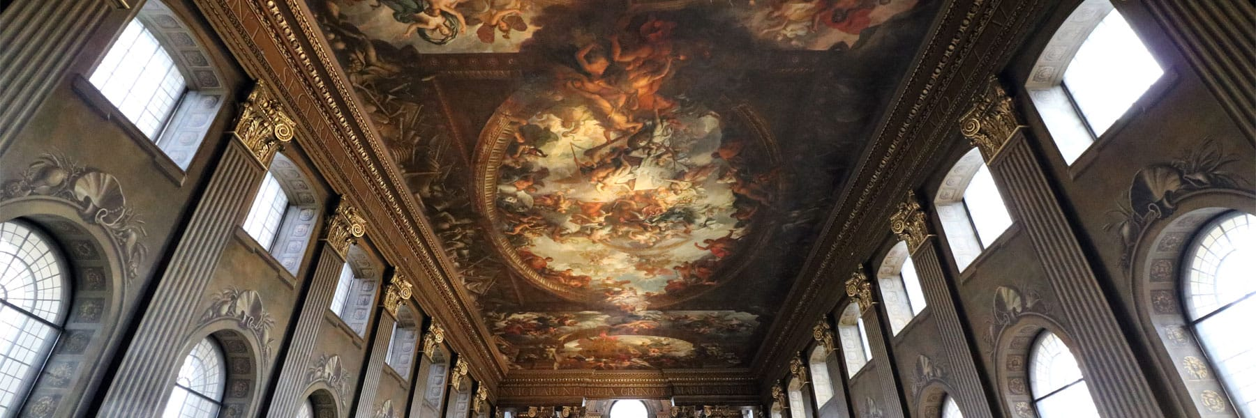 Old Royal Naval College, The Painted Hall Re-Opening