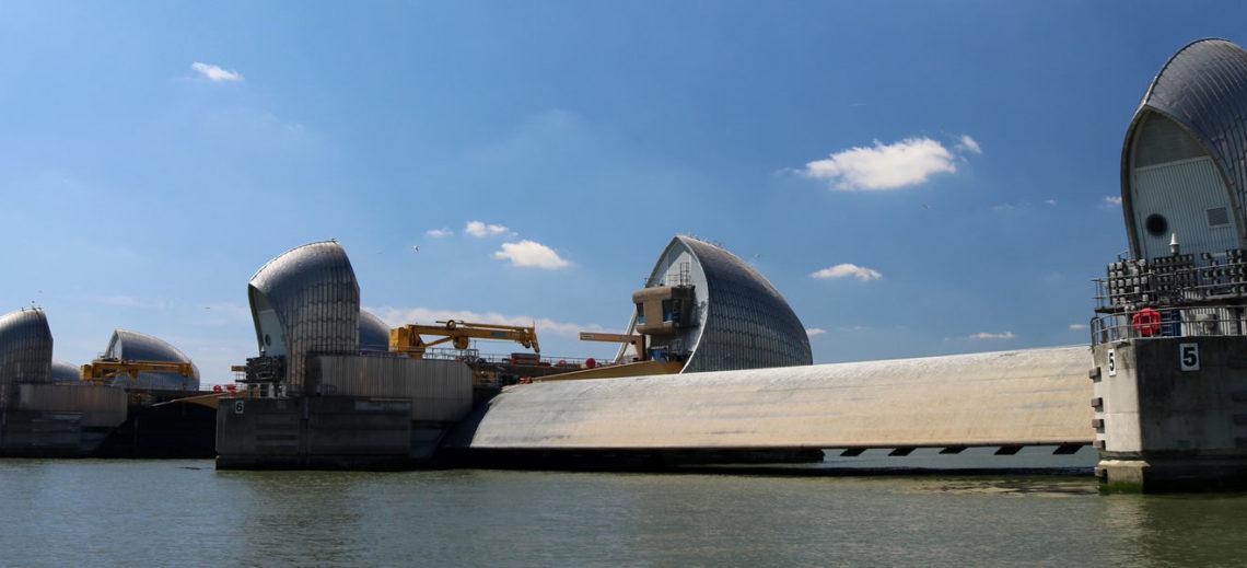 Thames Barrier Cruises 2020