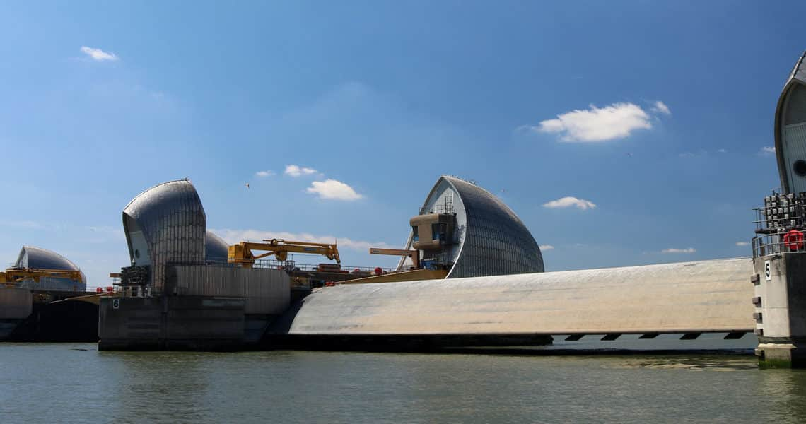Thames Barrier Cruises 2020