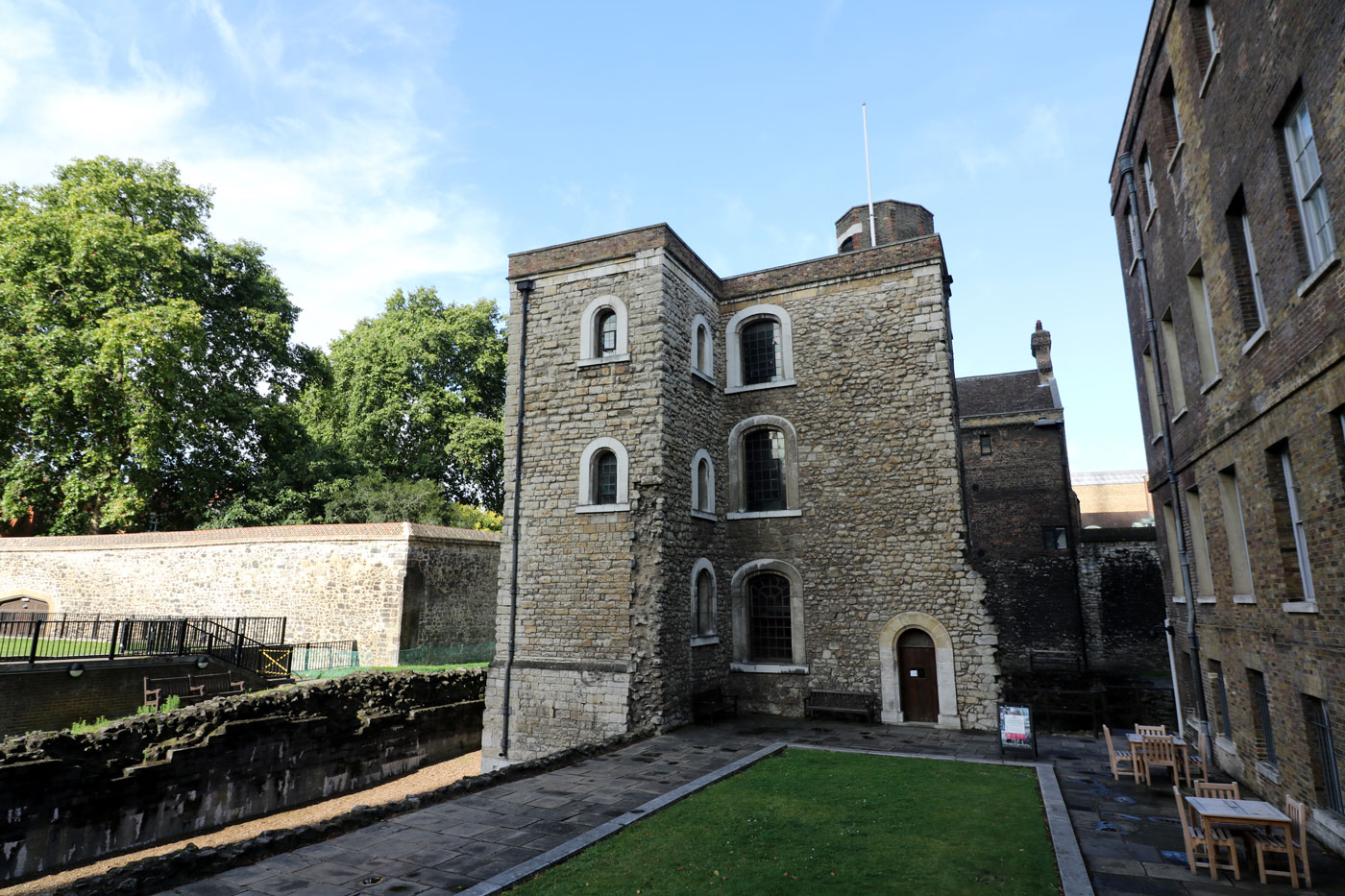 The Jewel Tower, City of Westminster